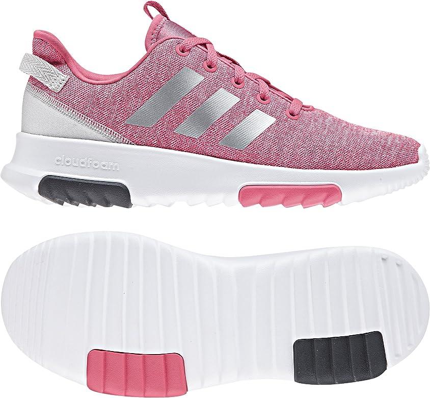 adidas Cloudfoam Racer TR K, Zapatillas de Running para Niñas ...