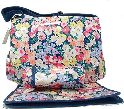 Cath Kidston - Bolsa para pañales de bebé con diseño de ...