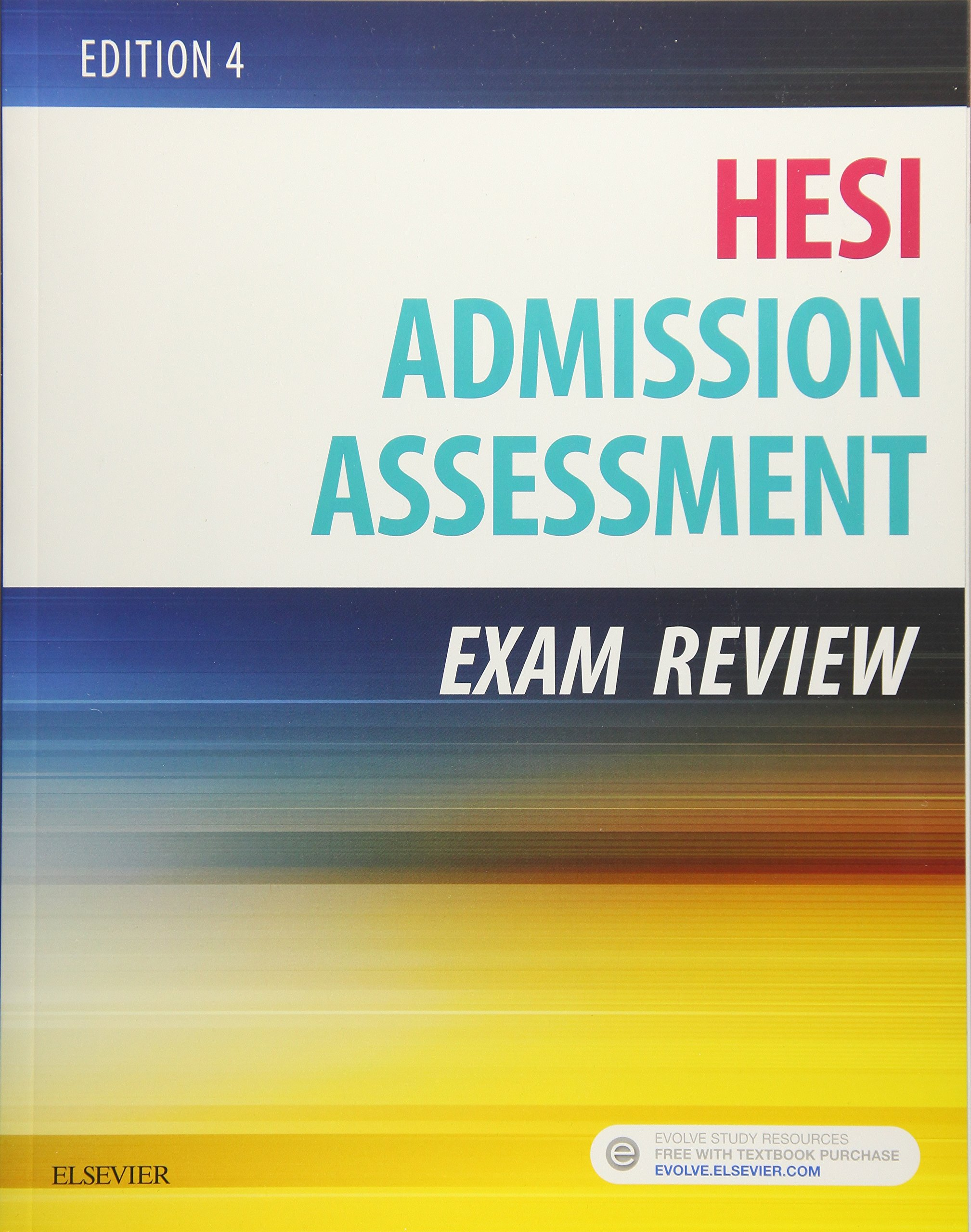 Admission Assessment Exam Review by Elsevier Science Health Science