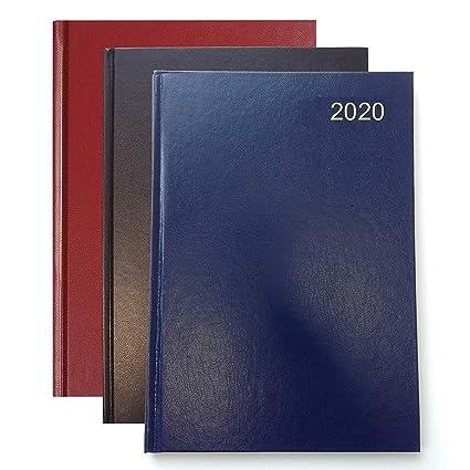 Collins Essential - Agenda (A4, 2020, vista diaria), varios ...