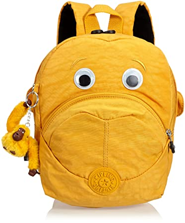 Amazon.com: Kipling Fast Toddlers (Very Small) Backpack Sunflower ...