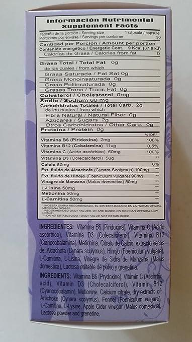 Amazon.com: Vinegar capsules Double Strength Apple Cider ...