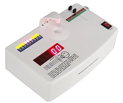 CGOLDENWALL - Lente óptica antirradiación ultravioleta con detector de rayos UV (certificado CE)