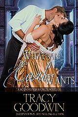 What an Earl Wants: Scandalous Secrets, Book 5 Kindle Edition