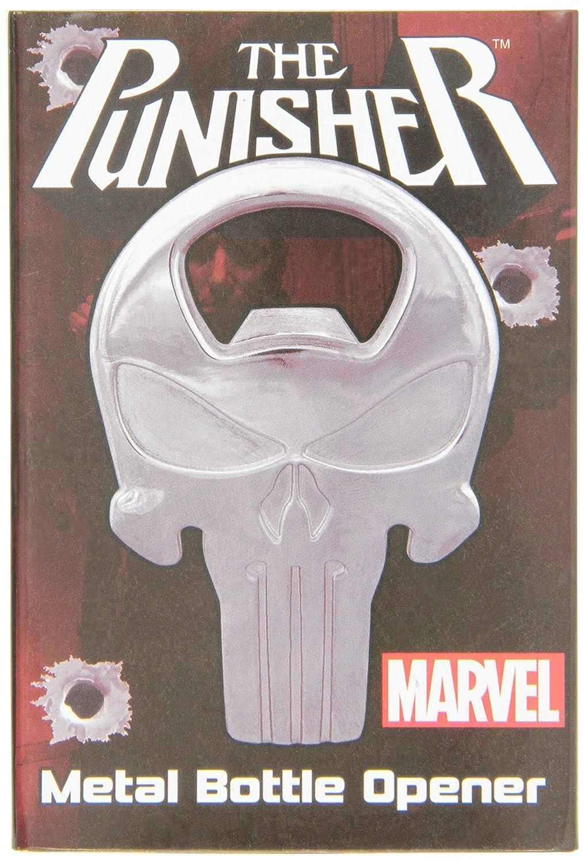 Diamond Select Toys Marvel Punisher Skull Metal Bottle Opener Action Figure Accessory Diamond Comic Distributors FEB131533