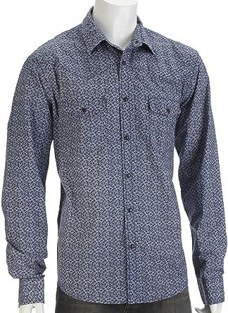 Desigual cualfor Polo de manga corta camiseta para hombre Azul ...