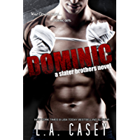 DOMINIC (Slater Brothers Book 1)