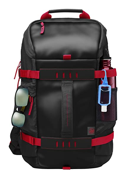 1a35f54e372 HP Montego X0R83AA#UUF Backpack for 15.6-inch Laptops (Red and Black) - Buy  HP Montego X0R83AA#UUF Backpack for 15.6-inch Laptops (Red and Black) Online  at ...