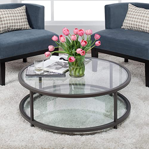 Round Metal Coffee Tables: Amazon.com