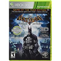 Batman: Arkham Asylum Game of the Year Edition - Xbox 360