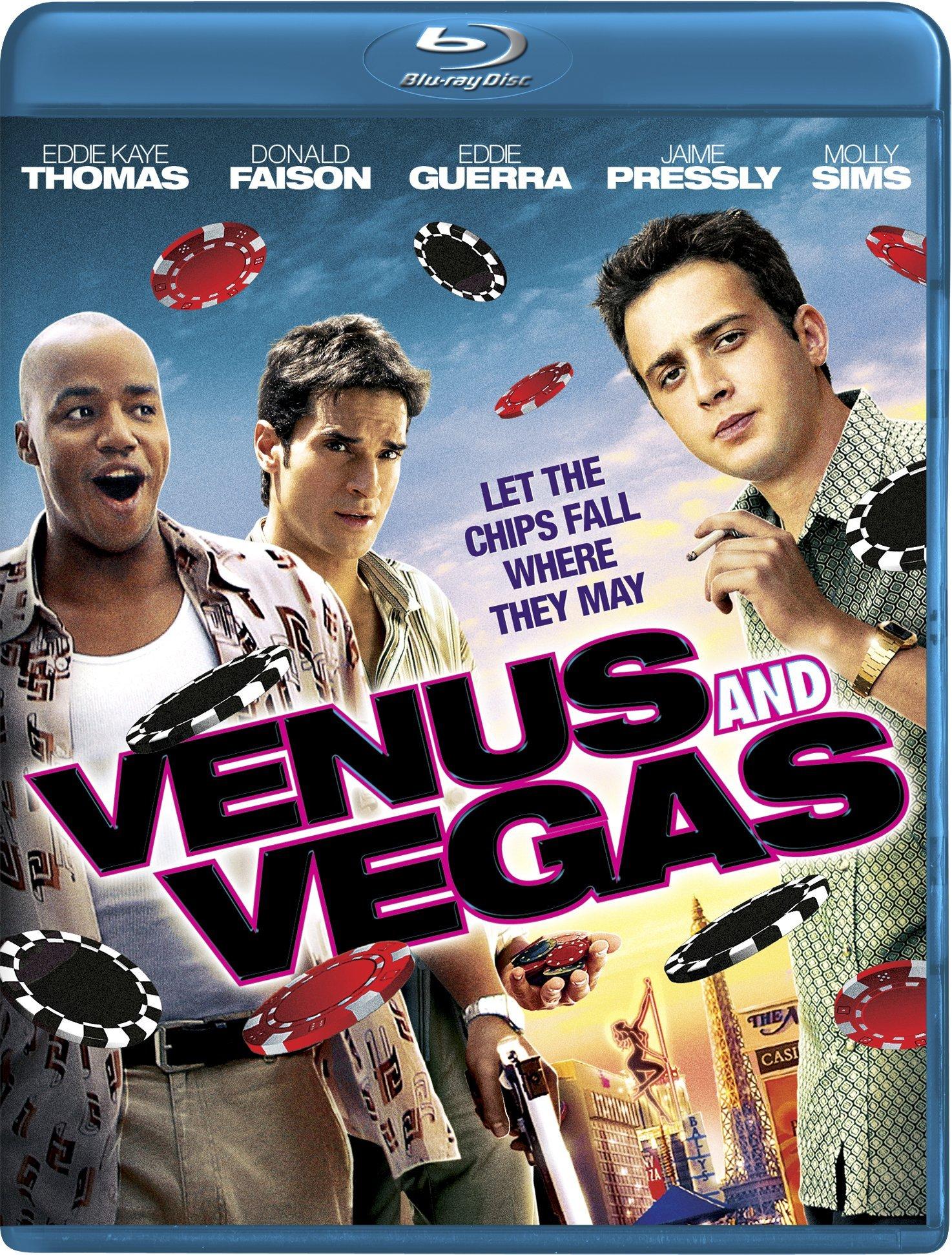 Blu-ray : Venus & Vegas (Blu-ray)