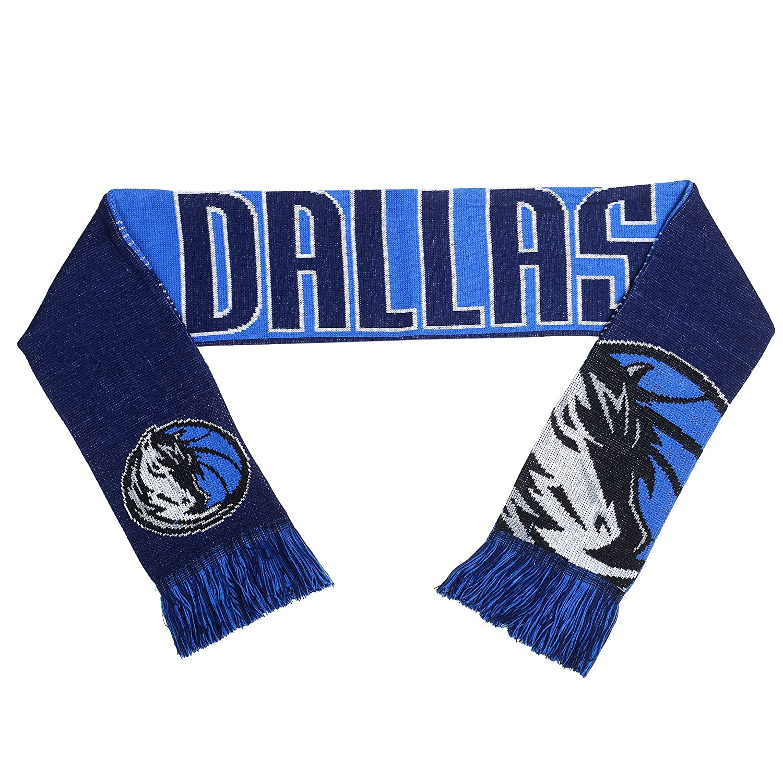 Dallas Mavericks Reversible Split Logo Scarf