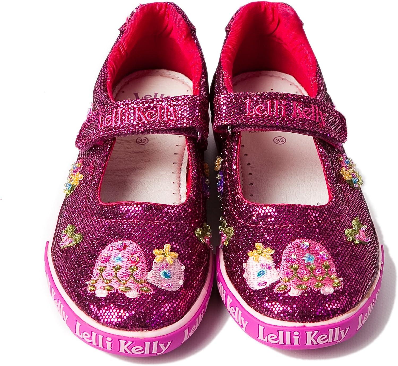 Lelli Kelly Toddler//Little Kid Turtle LK6552 Dolly Mary Jane