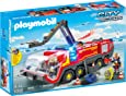 Playmobil - Airport Fire Engine - 5337