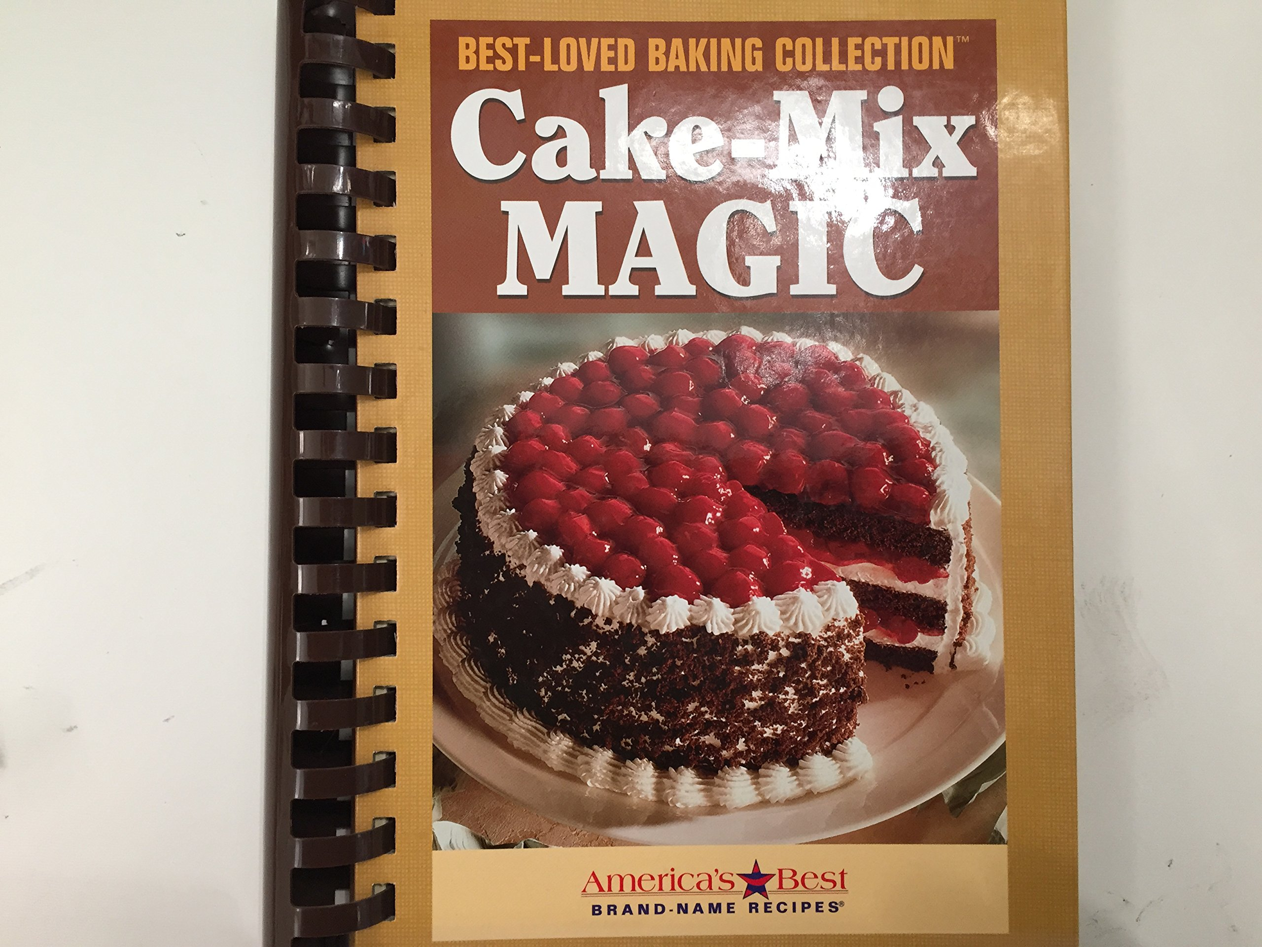Read Online Cake-mix Magic (Best-loved Baking Collection) pdf
