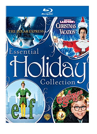 A Christmas Vacation.Amazon Com Essential Holiday Collection The Polar Express