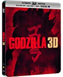 Godzilla - Steelbook Ultimate Edition - Blu-Ray 3D + Blu-Ray + DVD + DIGITAL Ultraviolet [SteelBook Ultimate Édition - Blu-ray 3D + Blu-ray + DVD + Copie digitale] [SteelBook Ultimate Édition - Blu-ray 3D + Blu-ray + DVD + Copie digitale]