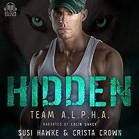 Hidden: An MM Mpreg Romance: Team A.L.P.H.A., Book 6