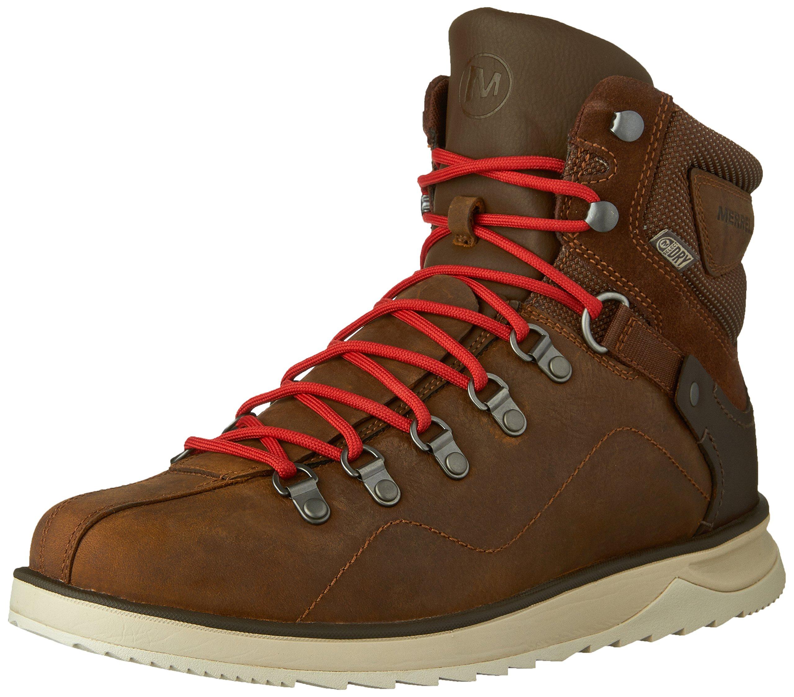Merrell Men's Epiction Polar Waterproof Winter Boot, Brown Sugar, 12 M US