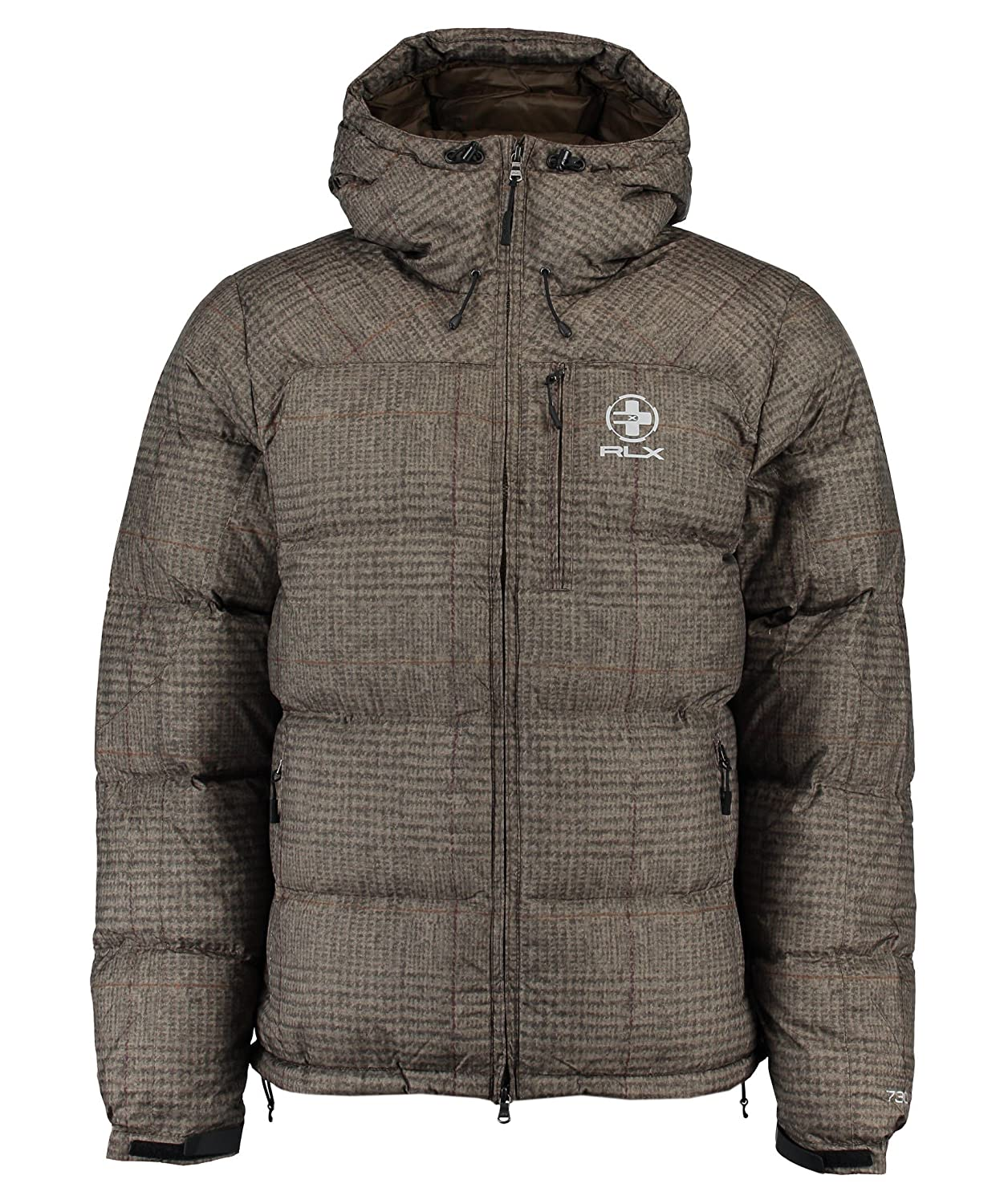 new product 6ee9e 5c27b RLX by Ralph Lauren Herren Daunenjacke - oliv - XL: Amazon ...