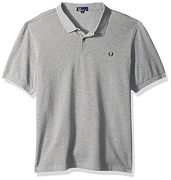 94cf89d0e Amazon.com: Fred Perry Men's Plain Shirt: Clothing