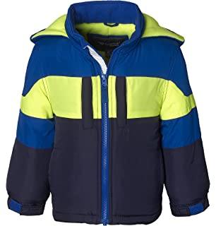 1632efad1 Amazon.com  Valentina Latest Boys Thicken Fleece Hooded Jacket Warm ...