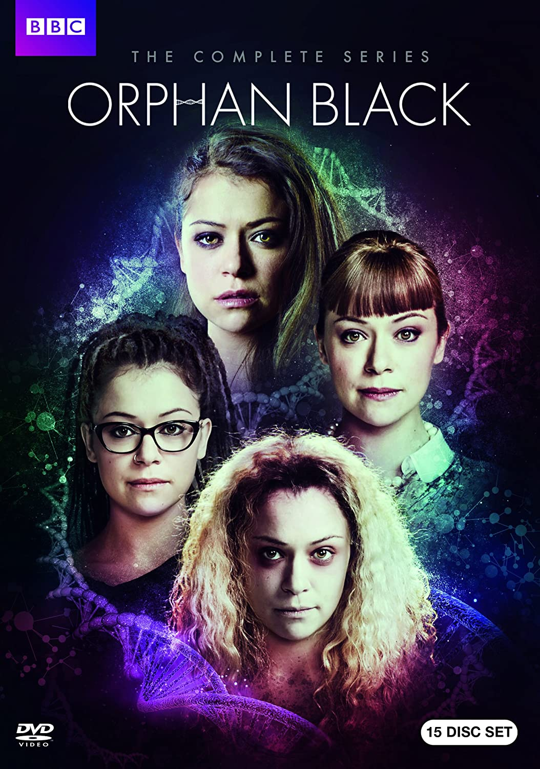 Orphan Black: Complete Collection