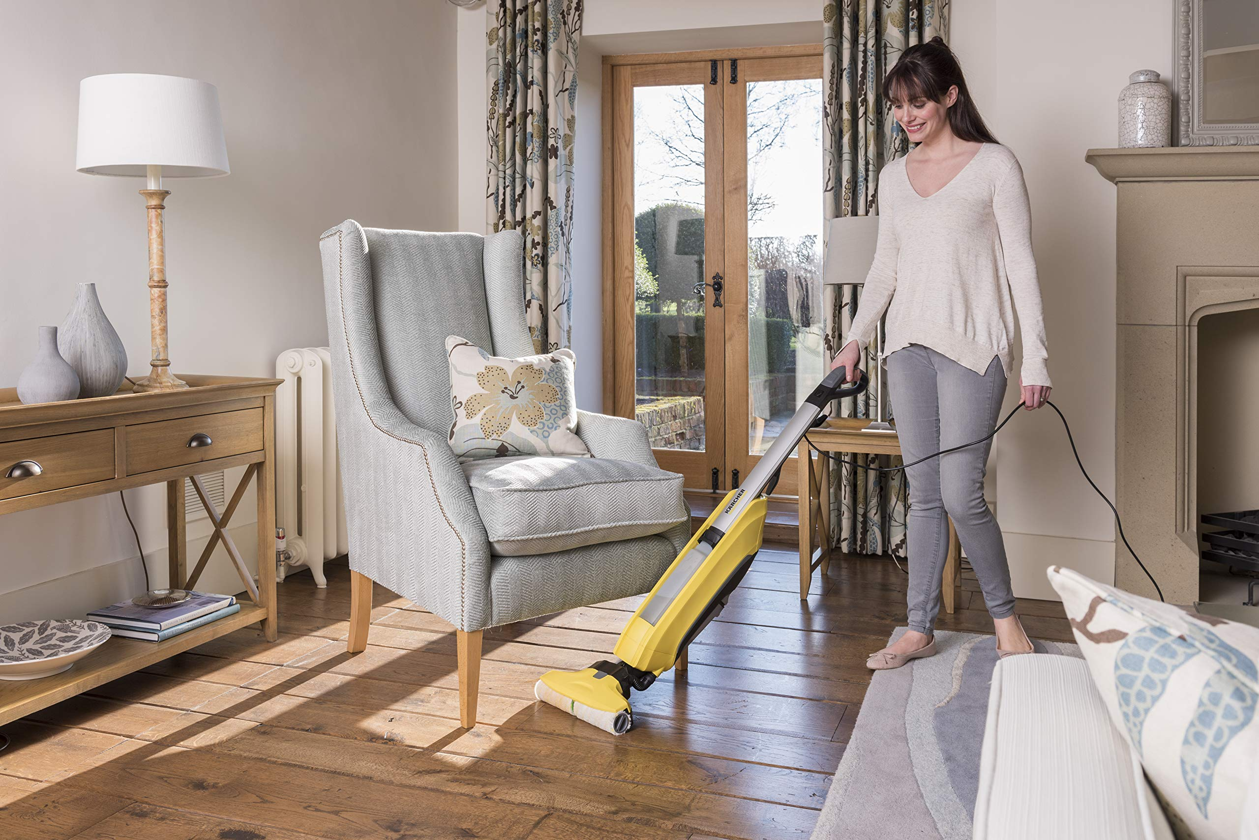 KARCHER FC5 Hard Floor Cleaner - Yellow by Karcher (Image #5)