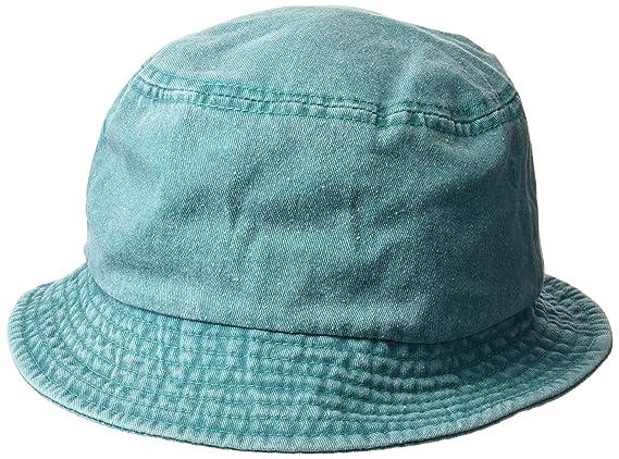 b1c87ccd621 Amazon.com  Obey Men s Respect Twill Bucket HAT