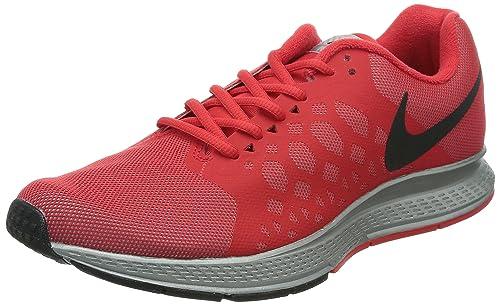 Nike Air Zoom Uomo 44 Pegasus Rot Red 006 Action 683676 Flash 31 rrdnx7F