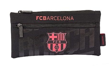 Amazon.com: FC Barcelona Safta - F.c. Oficial Estuche Doble ...