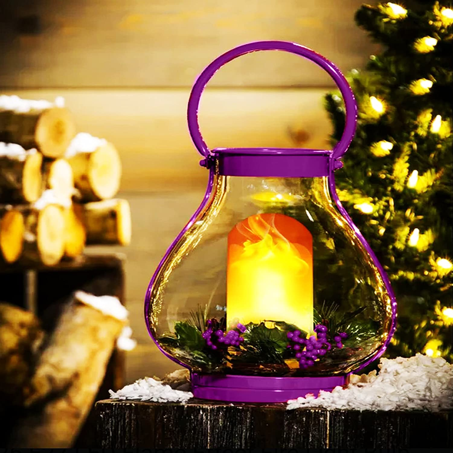FLM-PKR001 Christmas Decoration Indoor Outdoor Power Saving Upto 90/% Decorative Atmosphere e26 Flicker 3 Modes with Gravity Sensor 1 Year Warranty 1 Pack Piktronics LED Flame Effect Light Bulbs