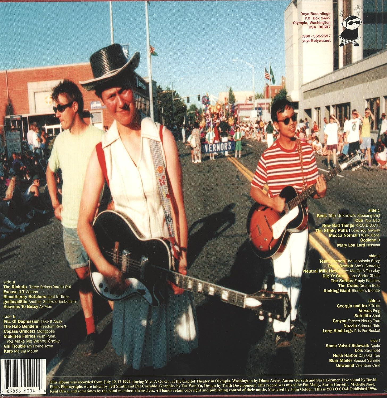 Yoyo A Go Go Vinyl Various Amazonca Music