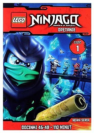 Amazoncom Lego Ninjago Possession Part 1 Dvd Import No