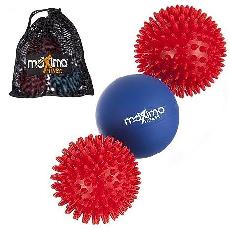 Massaggio con palla da tennis, allevia i dolori articolari e muscolari