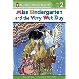 Miss Bindergarten and the Very Wet Day (Penguin Young Readers, Level 2)