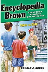 Encyclopedia Brown Takes the Case Kindle Edition