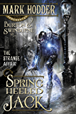 The Strange Affair of Spring Heeled Jack (A Burton & Swinburne Adventure Book 1)