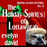 The Holiday Spirit(s) of Lottawatah: Brianna Sullivan Mysteries, Book 3
