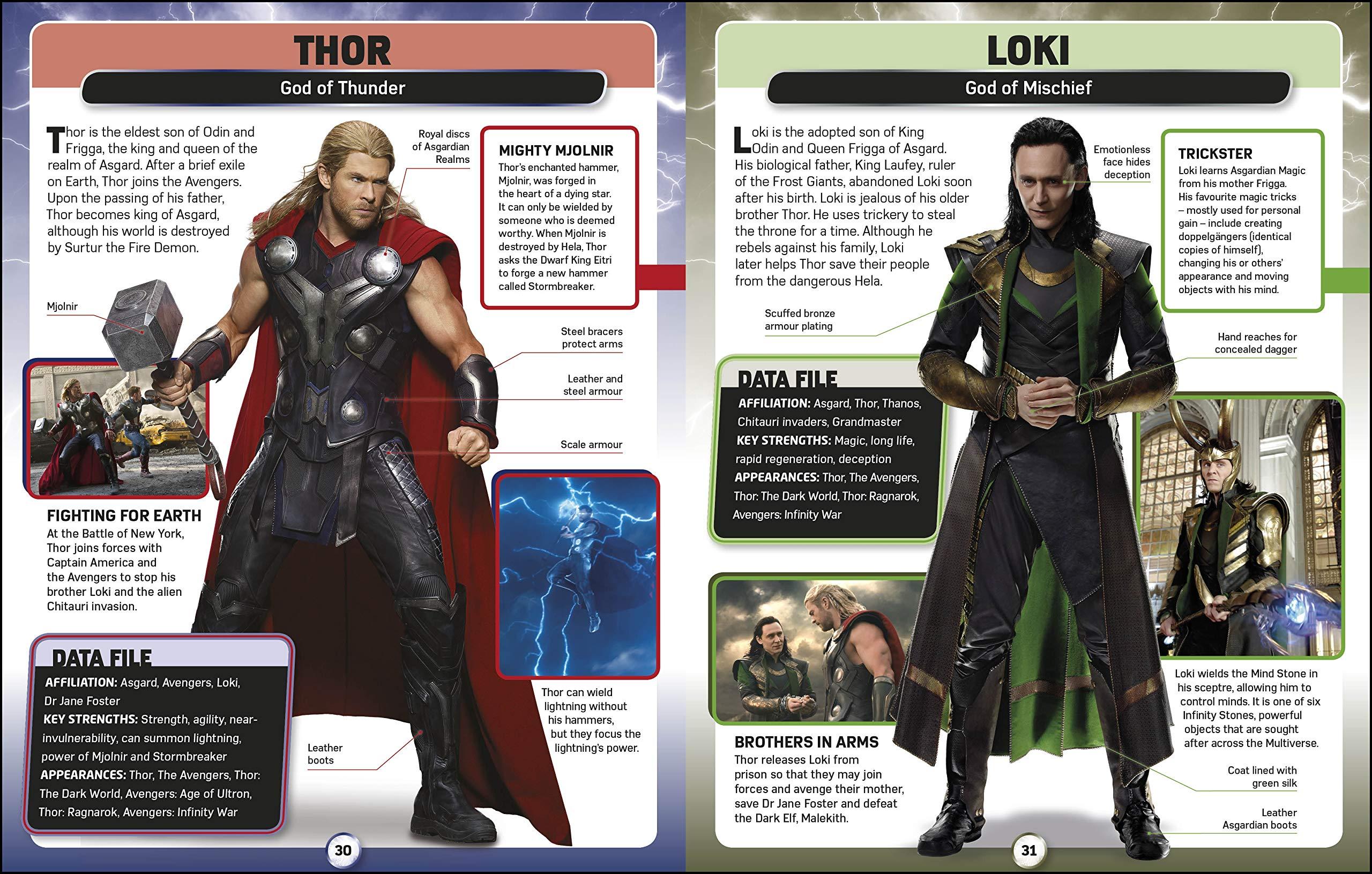 Buy Marvel Studios Character Encyclopedia Book Online at Low