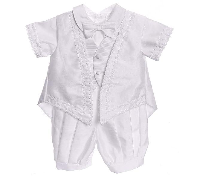 Amazon.com: Conjunto de bautizos para bebé, 5 piezas, color ...