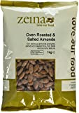 Zeina Salted Almonds, 1 kg