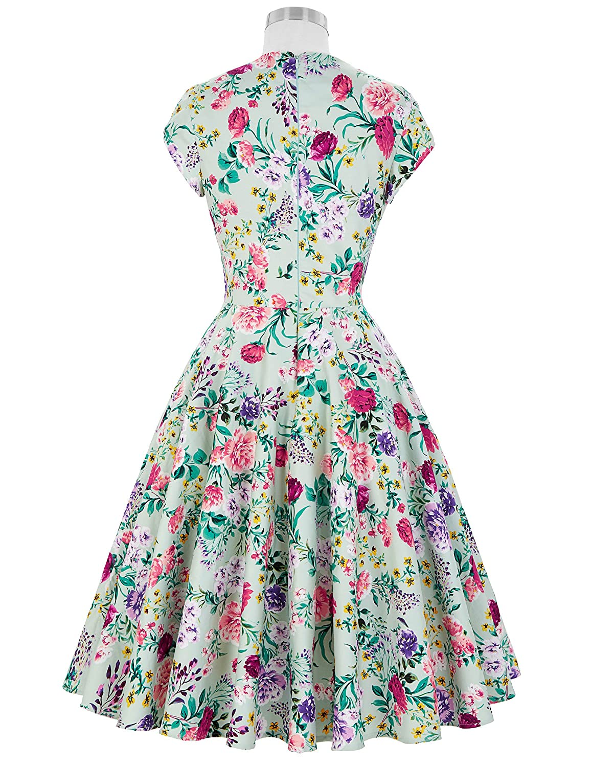 50s Church Dress