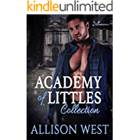 Academy of Littles: A Dark Daddy Romance (English Edition)