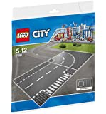 LEGO(R) City Road T-Junction & Curve (7281)