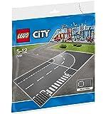 LEGO City 7281 - Junta en T y Curva
