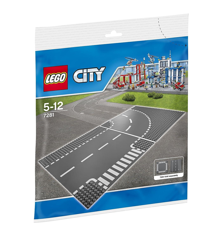 LEGO City Junta T y Curva