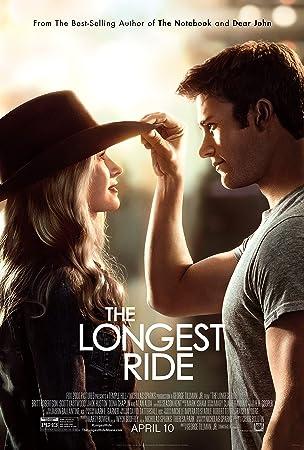 amazon the longest ride映画ポスター201524 x 36 インチ ブリット