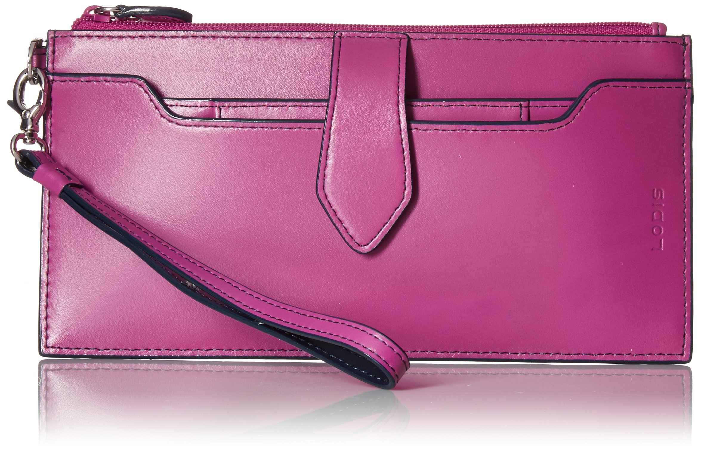 Lodis Audrey Rfid Queenie Wallet With Removable Card Case Credit Card Holder