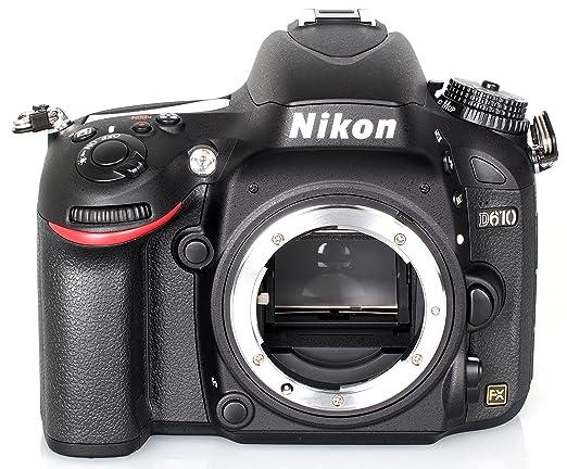 17 opinioni per Nikon D610 Body Fotocamera Reflex Digitale, 24.3 Megapixel, LCD 3.2 Pollici,